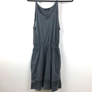 🦋 Gray dress with pockets by matrix size XS